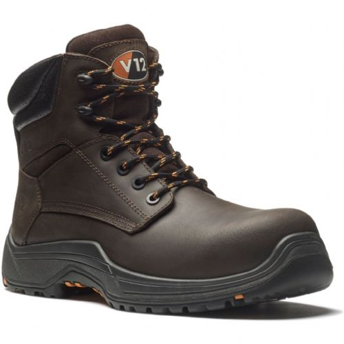 VR601.01 BISON IGS BROWN WAXY HIDE BOOT